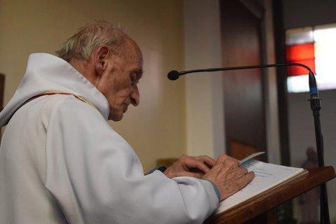 Jacques Hamel, der getötete Priester