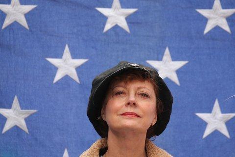 Schauspielerin Susan Sarandon. (Foto: Reuters/Carlo Allegri)