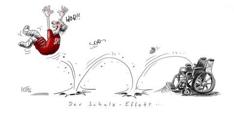 Karikatur: Klaus Stuttmann