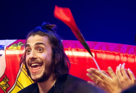 Finale des 62. Eurovision Song Contest dpa