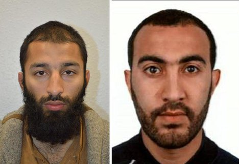 Foto: Reuters/Metropolitan Police London