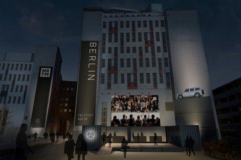 Berliner Fashion Week erfindet sich neu