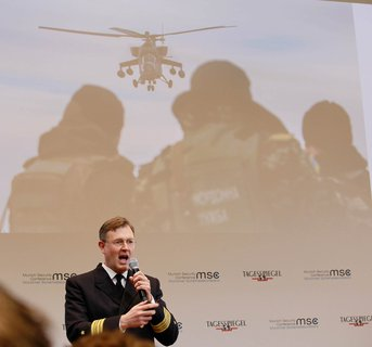 Marcel Otto Yon,  der Geschäftsführer des Bundeswehr Cyber Innovation Hubs