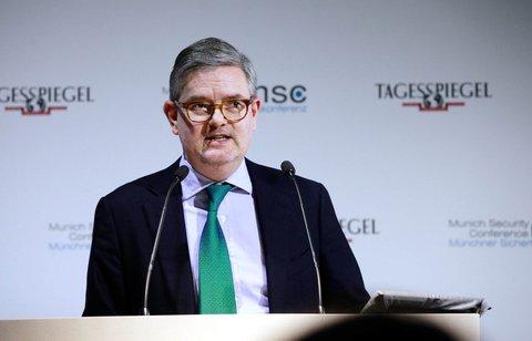 Sir Julian King, EU-Kommissar für die europäische Sicherheitsunion