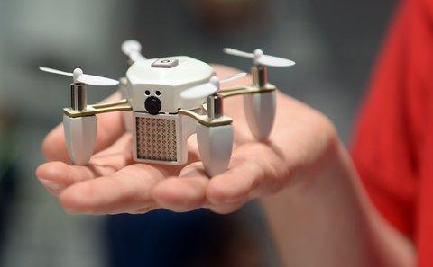 Drohnen werden nicht nur kleiner, sondern auch immer billiger.