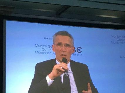 Der Generalsekretär der Nato, Jens Stoltenberg.