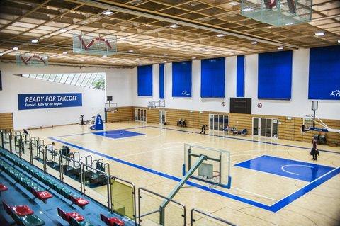 Basketball-City Mainhatten