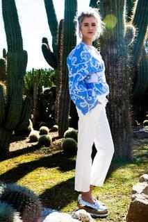 Den Kimono von Sanikai gibt es im Pop-up-Shop der Galeries Lafayette.