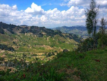 Wow-Aussichten hat man im Land der Tausend Hügel genug