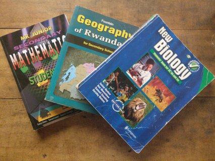 Englische Schulbücher.