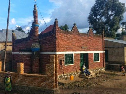 Eine Moschee findet sich mittlerweile in fast jeder Ortschaft.