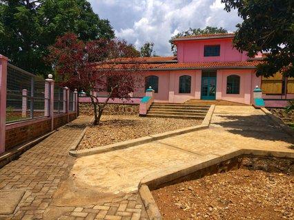 Kandt-House Museum in Kigali in der ehemaligen Residenz des Forschers.