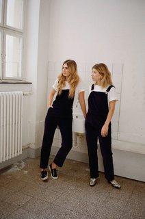 Marie Jaster und Lisa Trautmann