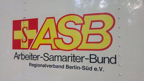 ASB-Unfallhilfsstelle am Mariannenplatz