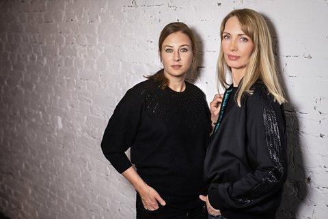 Die Frauen hinter Manakaa:  Stefanie Blank und Valerie Thiesmeyer