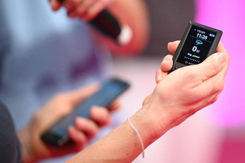 Bosch stellt auf der Eurobike-Pressekonferenz ein neues Farbdisplay vor, das E-Biker nun auch über die Smartphone-App eBike Connect mit der digitalen Welt vernetzt.
