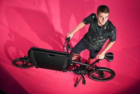 Praktisch: Das Cargo-Bike