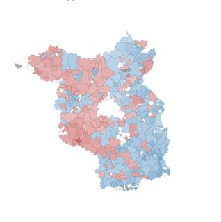 So haben Brandenburgs Gemeinden gewählt