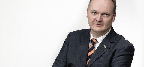 ADFC-Geschäftsführer Burkhard Stork.
