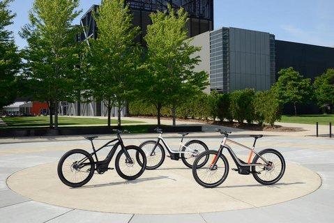 Neuland auf zwei Rädern: Harley-Davidson will ab 2020 elektrisch unterstützte Fahrräder anbieten.