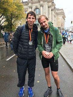Felix Hackenbruch (links) und Michael Graupner
