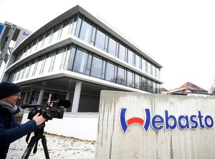 Die Zentrale der Firma in Stockdorf nahe München.