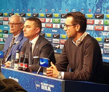 Die drei Mächtigen von Hertha