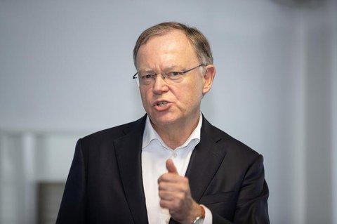 Niedersachsens Ministerpräsident Stephan Weil (SPD)