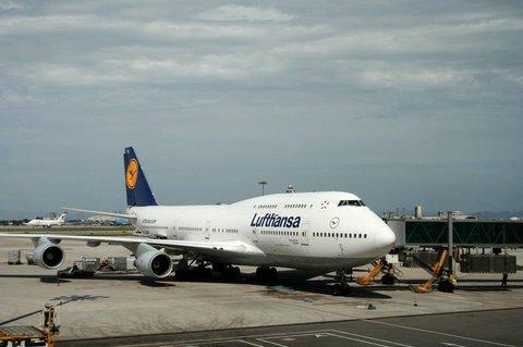 Die Lufthansa reagiert auf das Coronavirus.