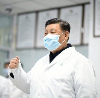 Chinas mächtiger Mann Xi Jinping