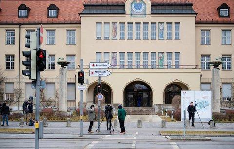 Das Klinikum München-Schwabing.