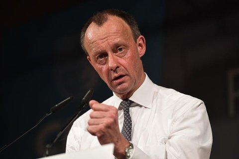 Friedrich Merz, Kandidat für den CDU-Vorsitz