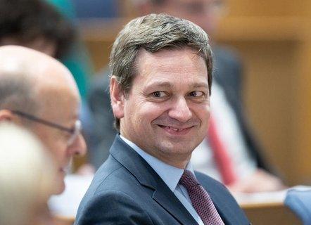 Christian Baldauf ist Mitglied des CDU-Bundesvorstands.