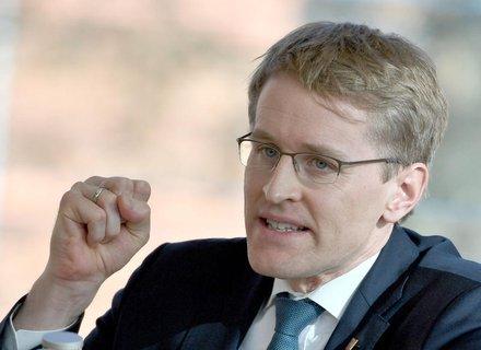 Schleswig-Holsteins Ministerpräsident Daniel Günther.