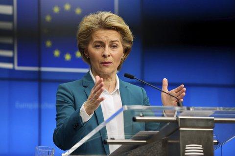 Parallel und geordnet: So stellt sich Kommissionspräsidentin Ursula von der Leyen das weitere Vorgehen der EU-Staaten vor.