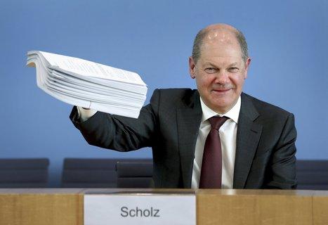 Der Bundesrat hat dem Milliarden-Hilfspaket, um das Finanzminister Olaf Scholz am Mittwoch geworben hatte, zugestimmt.