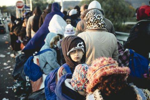 Asylbewerber sollen nicht zurückgewiesen werden, sondern nur individuell überprüft.