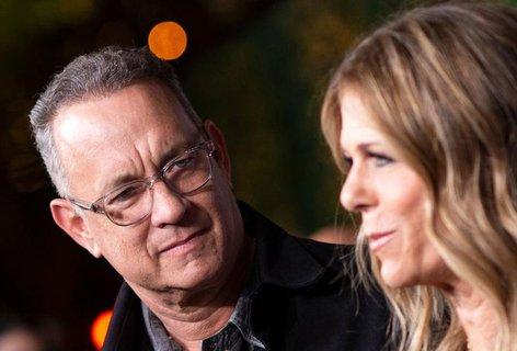 Tom Hanks und Gattin Rita Wilson