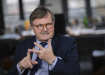 Weltärztepräsident Frank Ulrich Montgomery