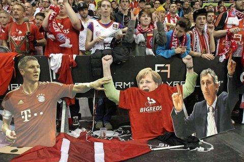 Vielleicht auch was für Bayern-Fans