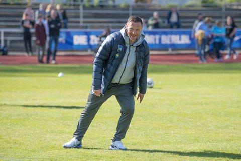 Schräge Zeiten: Pal Dardai muss noch schauen, welches Team er nächste Saison in Herthas Jugendbereich trainiert.