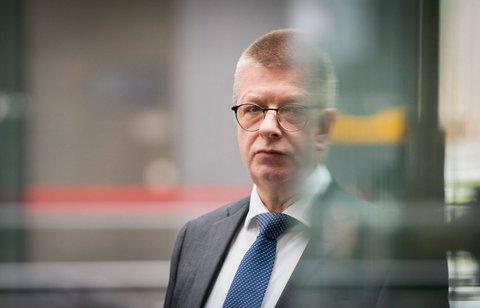 Die Szene im Blick: Verfassungsschutzpräsident Thomas Haldenwang warnt auch vor rechtsextremen Verschwörungstheorien.