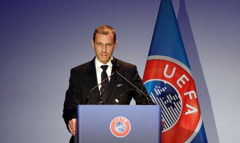 Weitermachen: Die Uefa und ihr Präsident Aleksander Ceferin setzen darauf, dass die nationalen Ligen noch ein reguläres Ende finden.