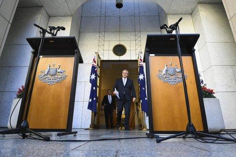 Der oberste Regierungsberater in Australien: Brendan Murphy.
