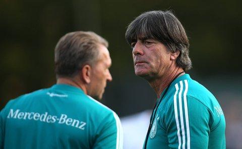 Zehn Monate ohne Länderspiel? Bundestrainer Joachim Löw.