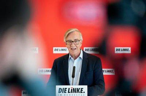 Dietmar Bartsch, Fraktionsvorsitzender der Partei Die Linke, spricht sich gegen Änderungsvorschläge von Bundestagspräsident Wolfgang Schäuble aus.