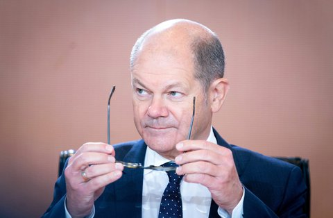 Take a closer look: Finance Minister Olaf Scholz (SPD) has so far rejected so-called corona bonds.