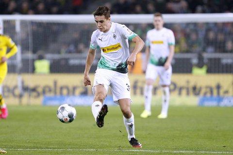 Auch Florian Neuhaus war an der Olympia-Qualifikation der deutschen Mannschaft beteiligt.