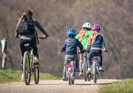 Das richtige Kinderrad darf weder zu gro? noch zu klein sein. Nur wenn es passt, ist es sicher.