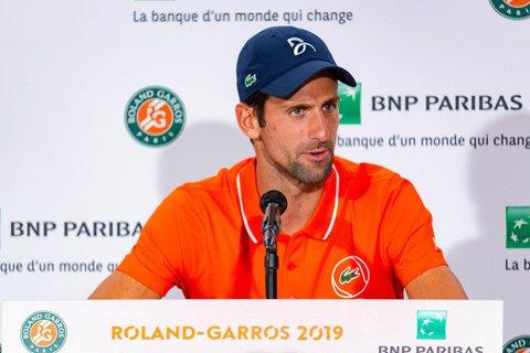 Hat was zu sagen: Novak Djokovic ist der Präsident des ATP-Spielerrates.